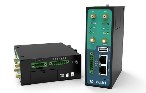 Industrie-Mobilfunk-Router | Industrial Cellular Router R3000-4L