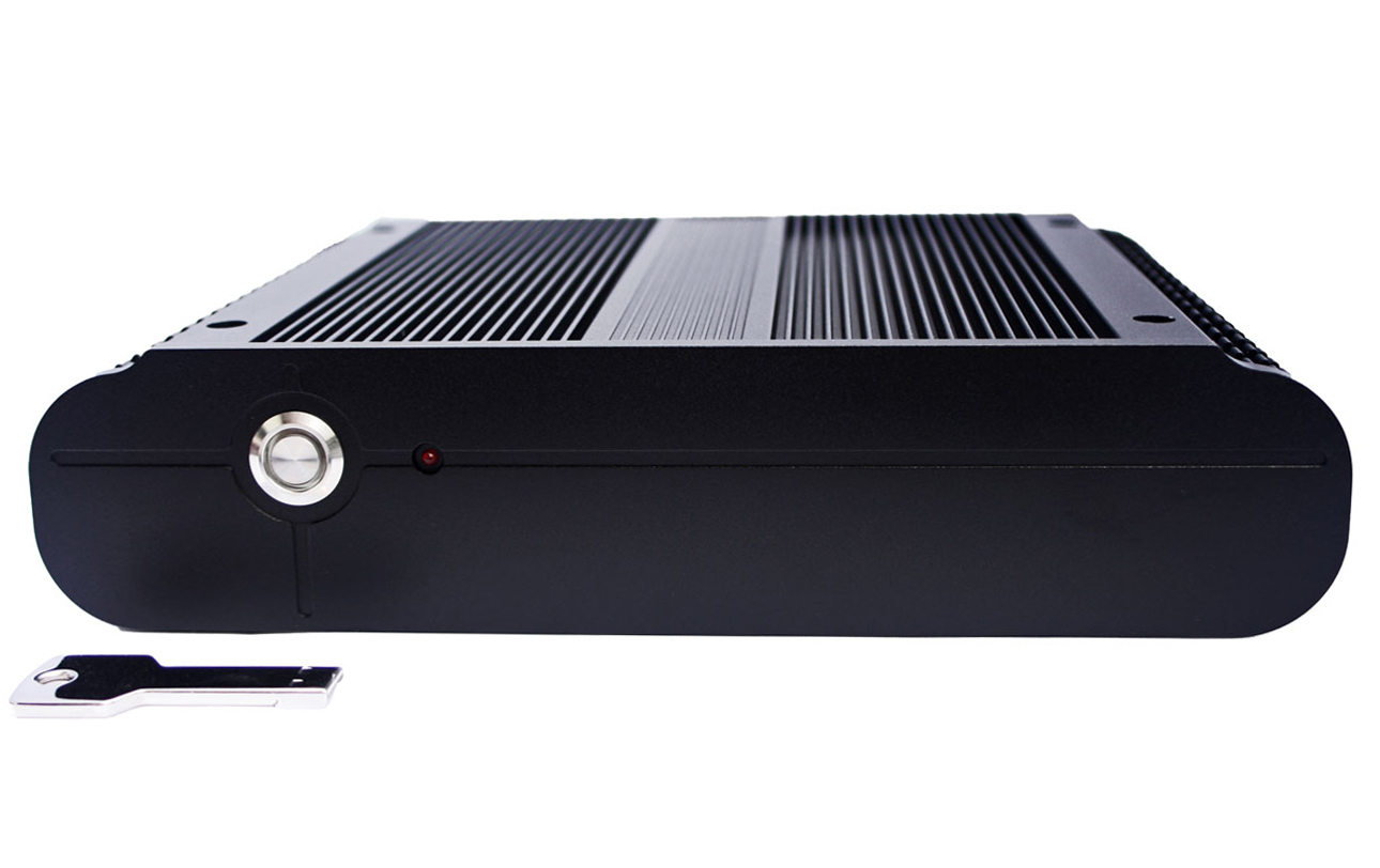 Fanless Network Security Appliance 1ST-FFW-BT6LV